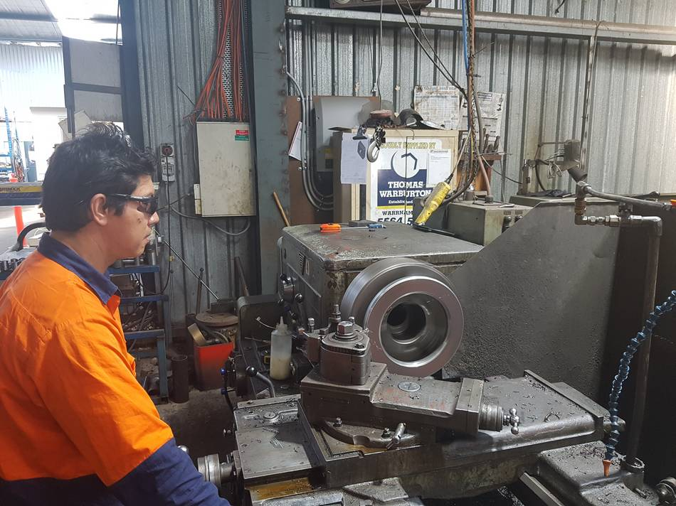 Warrnambool Hydraulics - Custom Engineering